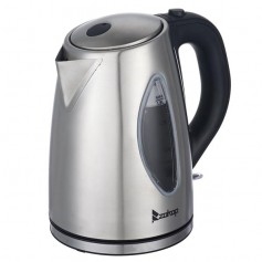 US Standard ZOKOP HD-1802S 110V 1500W 1.8L Stainless Steel Electric Kettle with Water Window