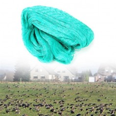 Green Anti Bird Net Garden Plant Fruits Fencing Mesh Protect Fruits from Rodents Birds
