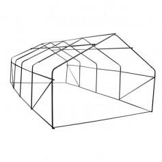 20′x10′x7′-B Heavy Duty Greenhouse Plant Gardening Spiked Greenhouse Tent